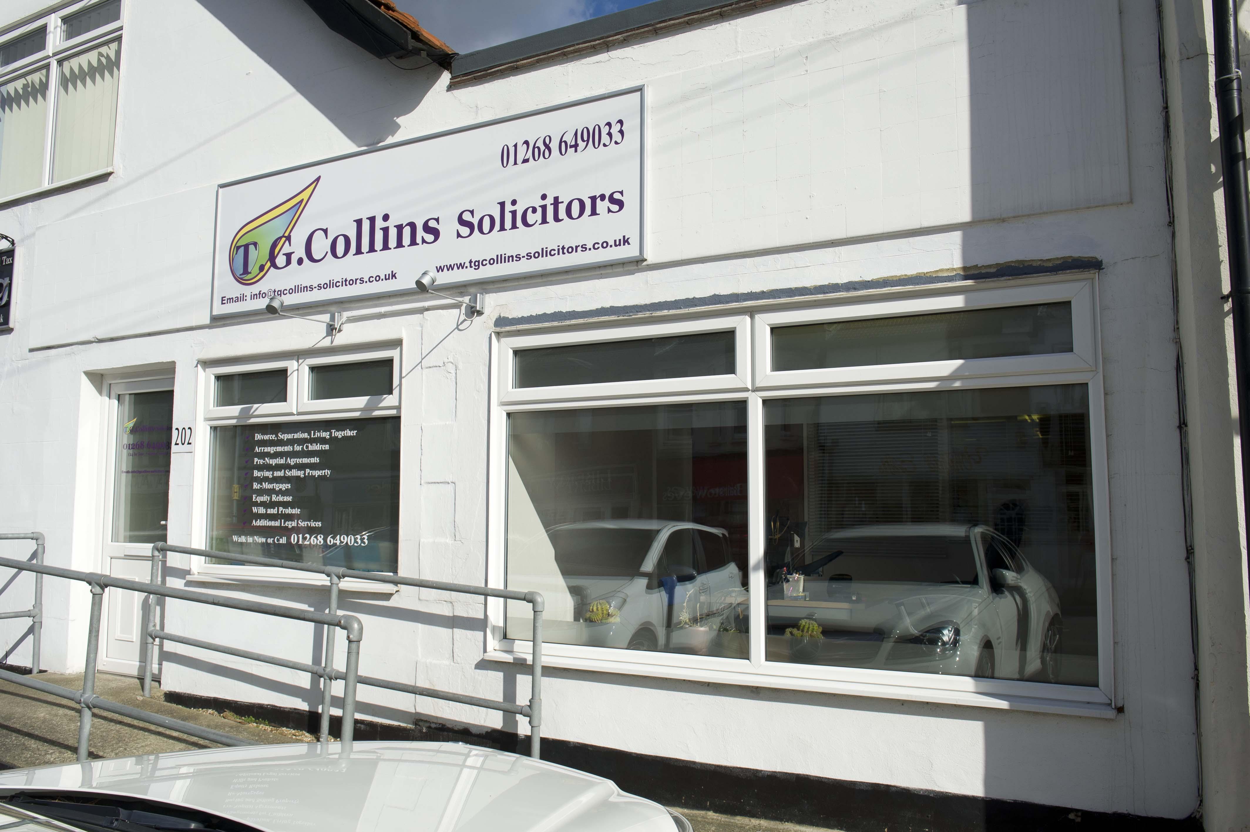T.G.Collins Solicitors
