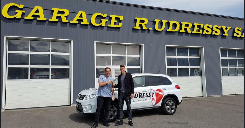 Garage R. Udressy SA