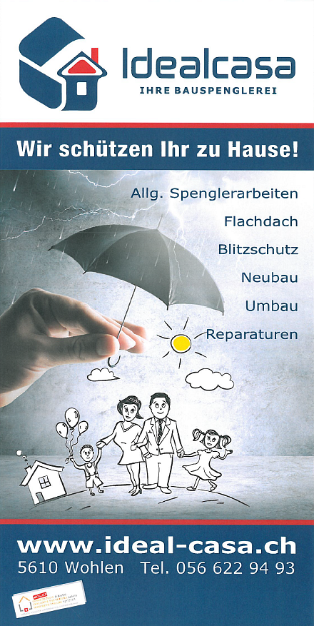 Idealcasa Bauspenglerei GmbH