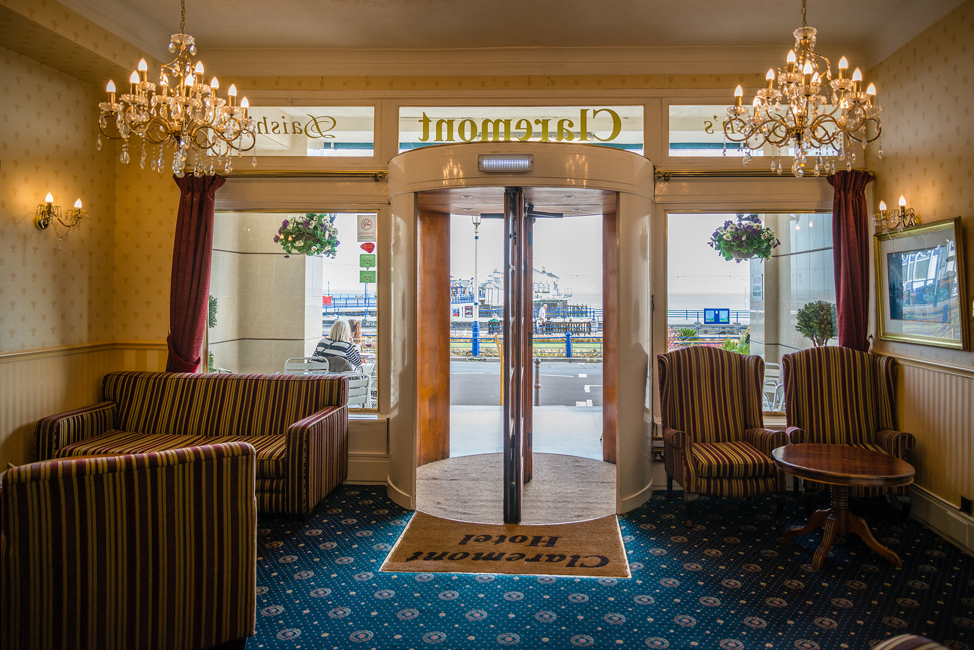 Claremont Hotel - Eastbourne, East Sussex  BN21 3YL - 01323 731417   ShowMeLocal.com