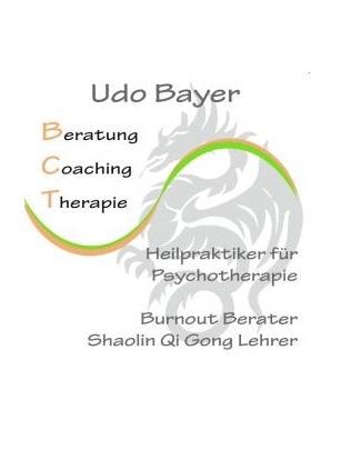 Udo Bayer, Heilpraktiker für Psychotherapie