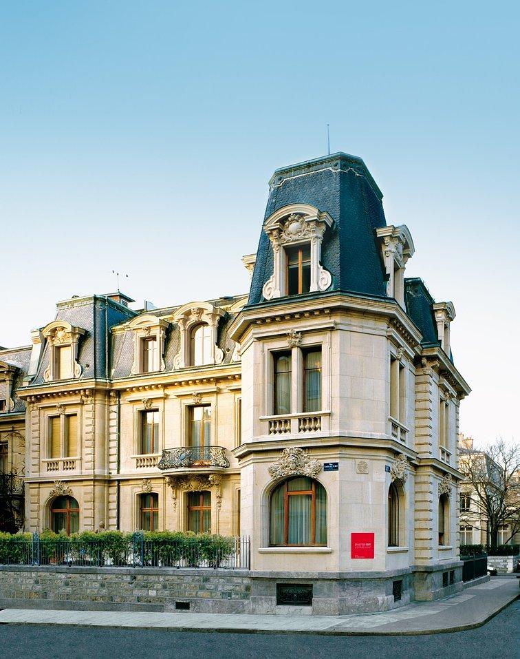 Fondation Baur Musée des arts d'Extrême-Orient