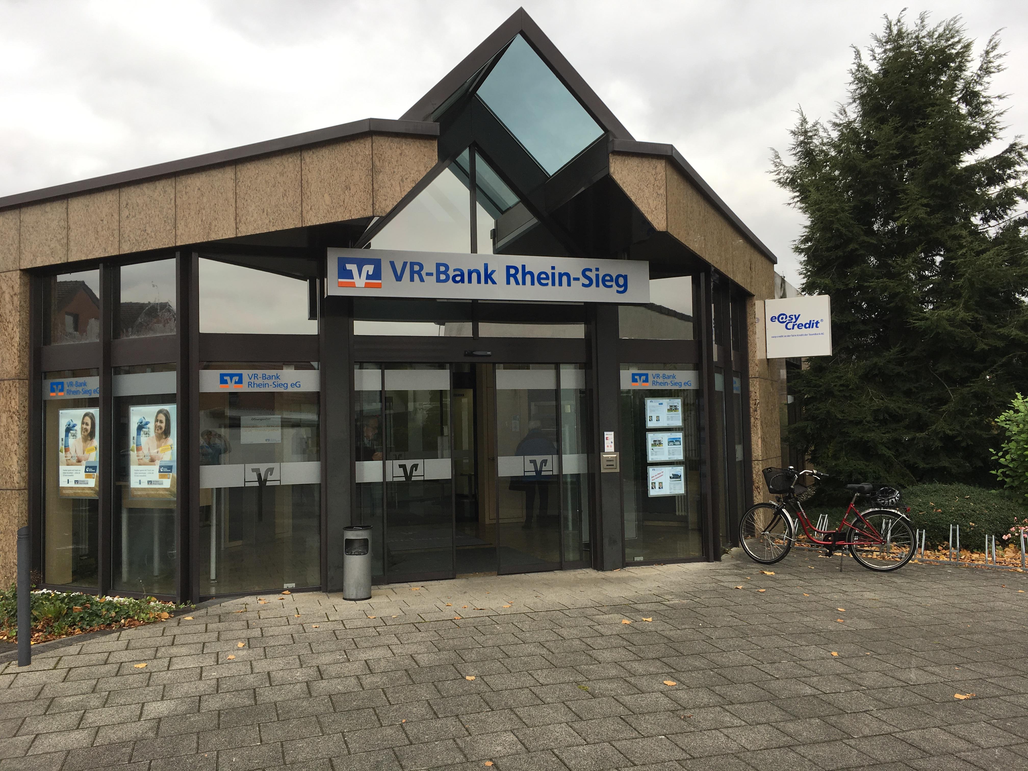 VR-Bank Rhein-Sieg eG, SB-Geschäftsstelle Buisdorf