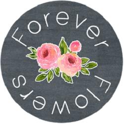 Forever Flowers Logo