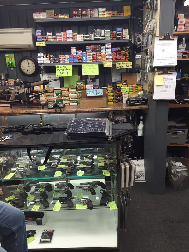J&S GUNS & AMMO INC.