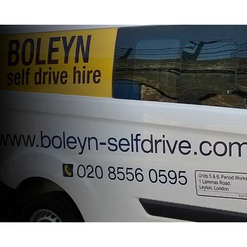 Boleyn Car & Van Hire