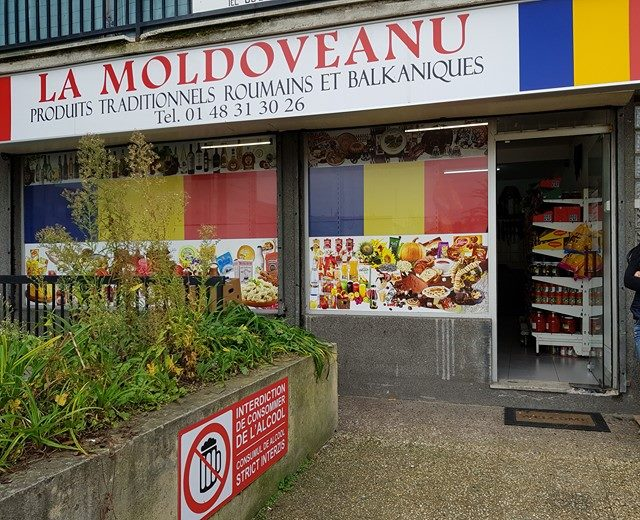 Magazin La Moldoveanu Drancy