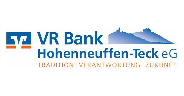 VR Bank Hohenneuffen-Teck eG Logo