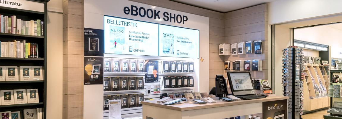 Buchhandlung Stauffacher