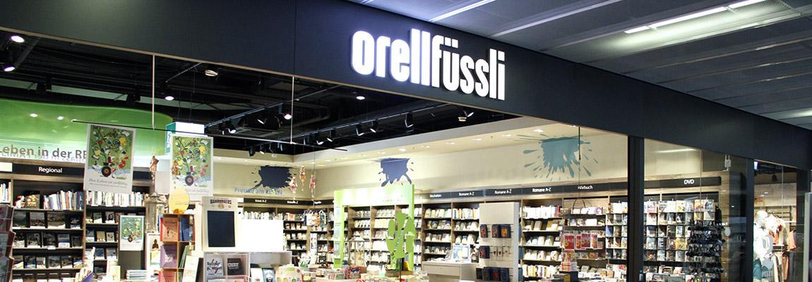 Orell Füssli Chur - EKZ City West