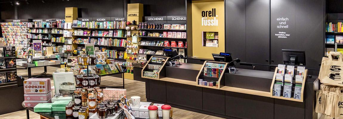 Orell Füssli Shopping Arena