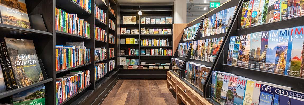 Orell Füssli ZH Kramhof & Bookshop