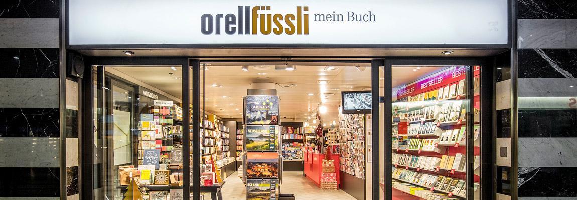 Orell Füssli Zürich Hauptbahnhof
