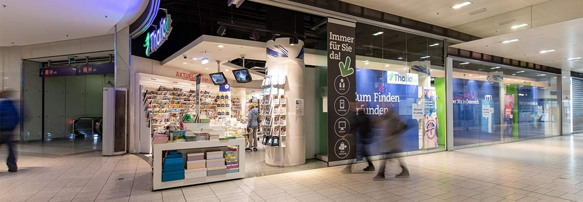Thalia Wien Westbahnhof Wien Europaplatz 1 öffnungszeiten