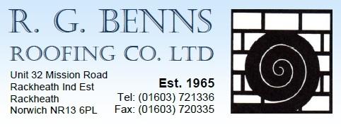 R G Benns Roofing Co. Ltd.