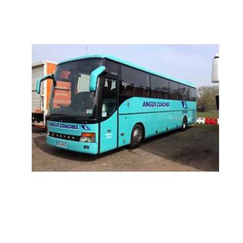 Angus Travel Ltd