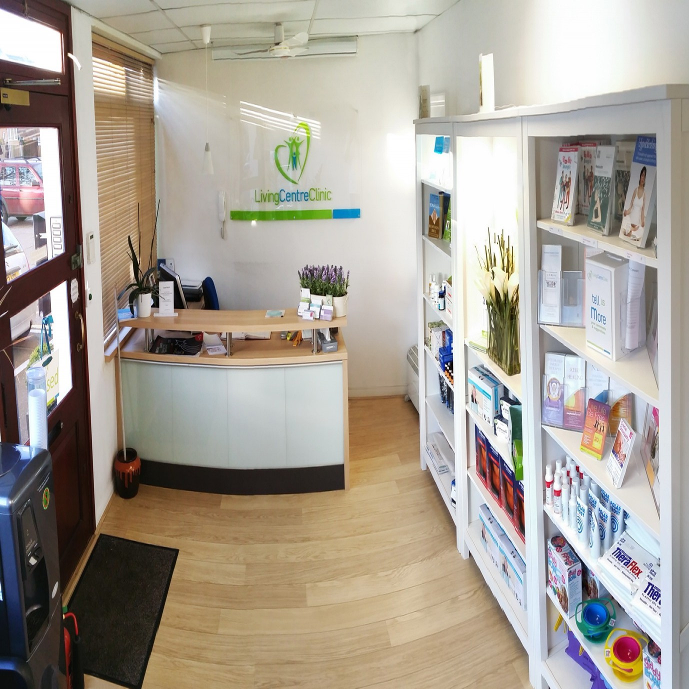 Living Centre Clinic (Wimbledon)