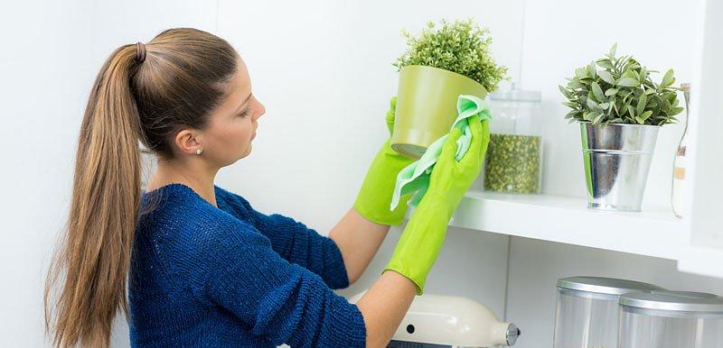 Reinigung - Service Cornelia Infanger