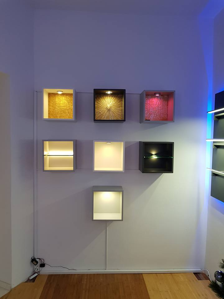 LuxNice LED Möbelbeleuchtung