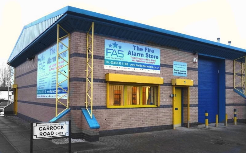 The Fire Alarm Store - Wirral, Merseyside CH62 3RA - 01513 342328 | ShowMeLocal.com