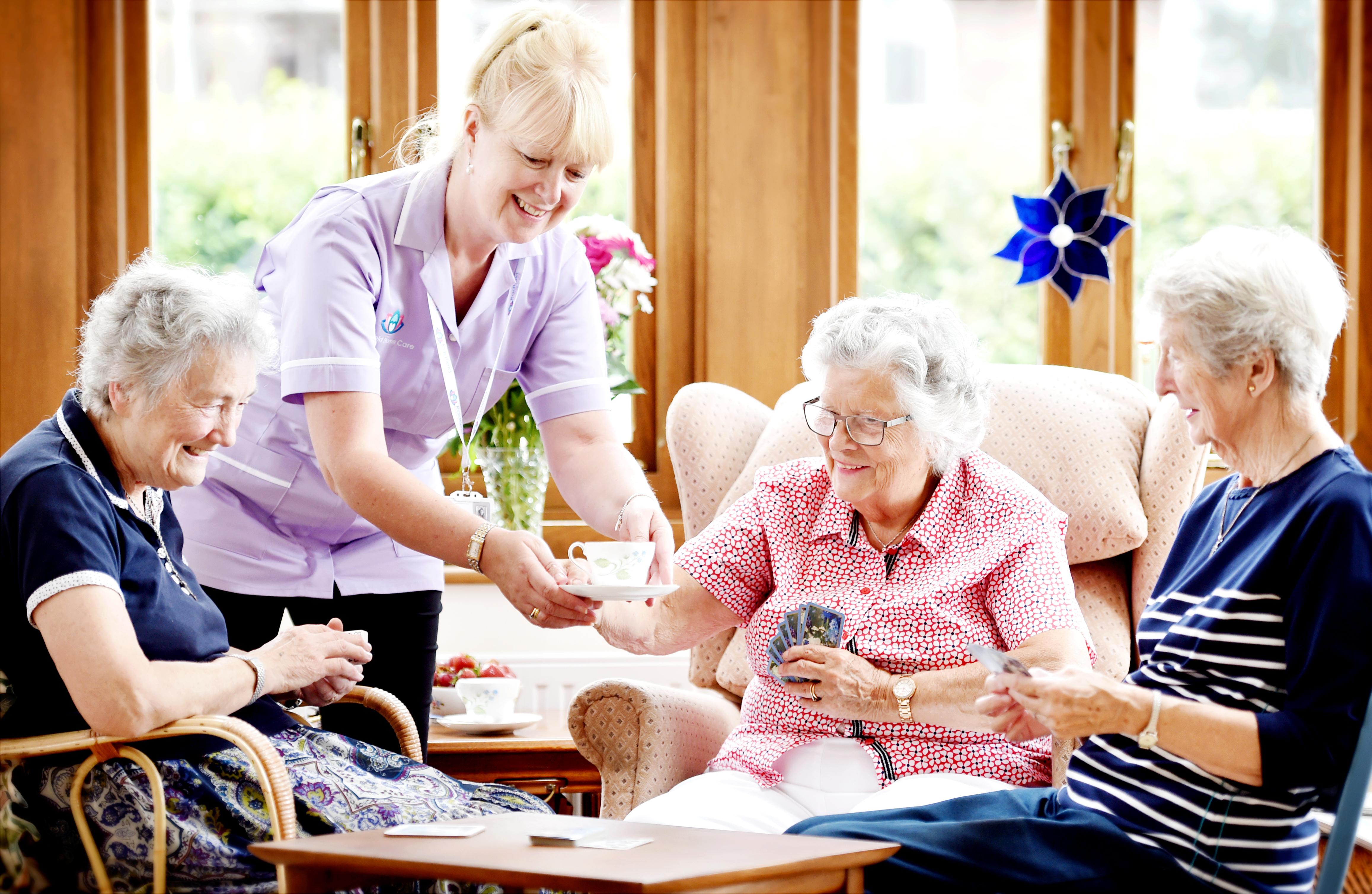 Radfield Home Care Bromsgrove & Redditch