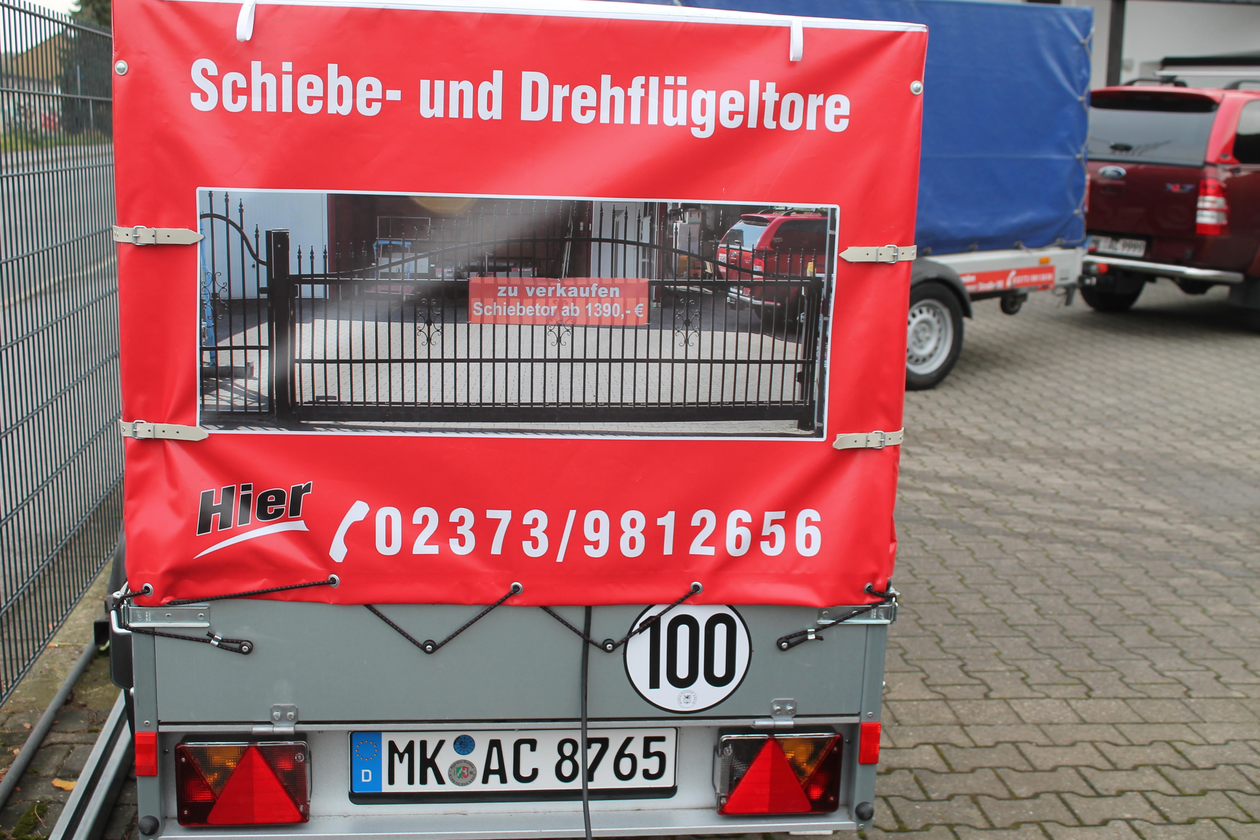Schiebe & Drehflügeltore