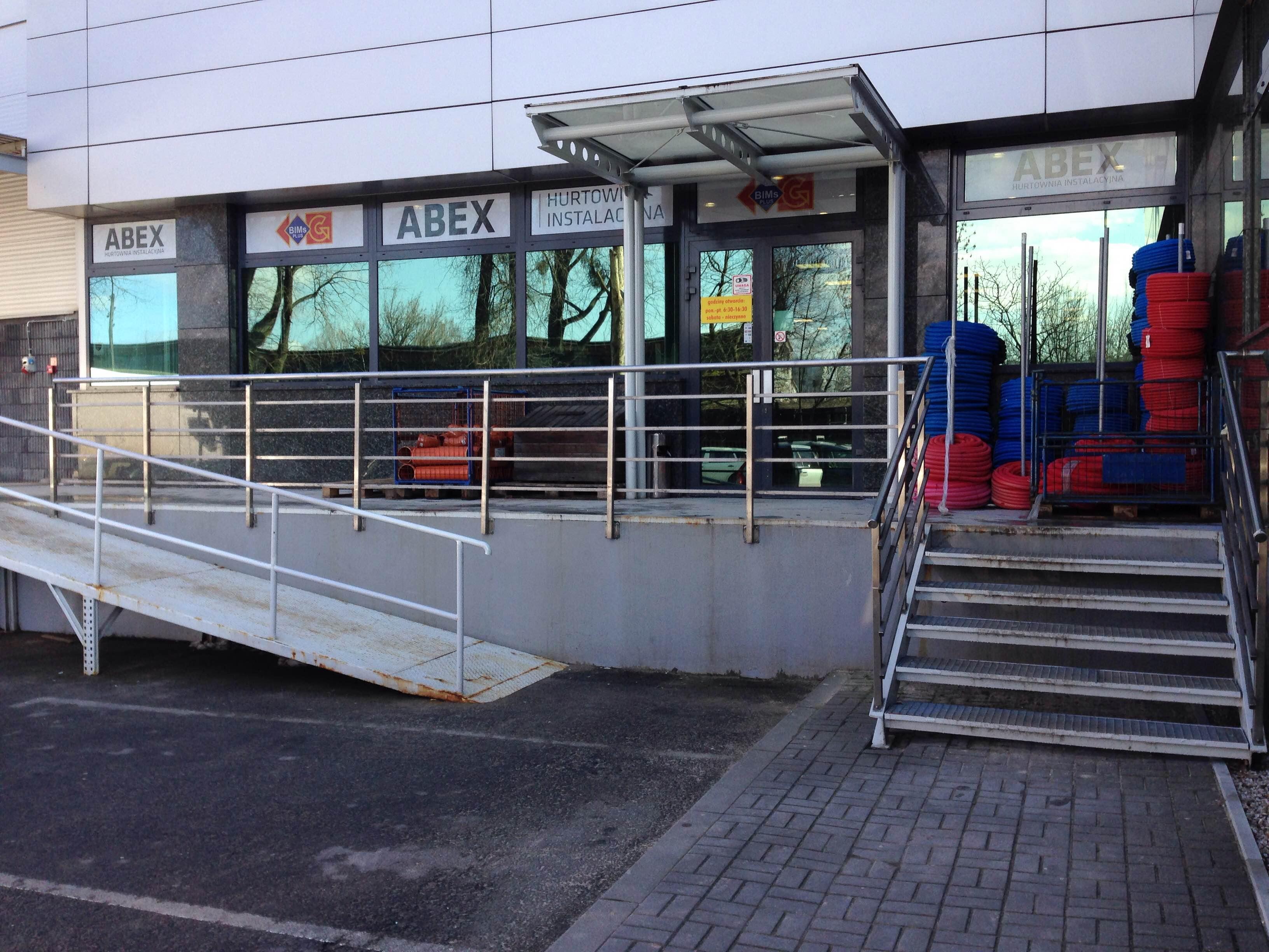 SHI / ABEX Warszawa - Olbrachta