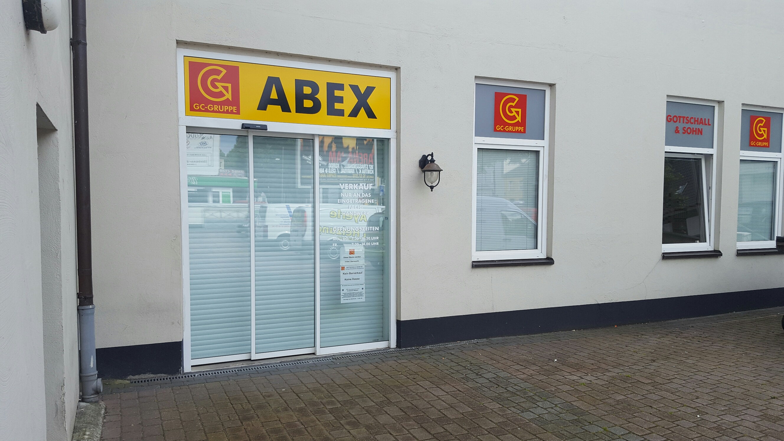ABEX GOTTSCHALL & SOHN HAUSTECHNIK