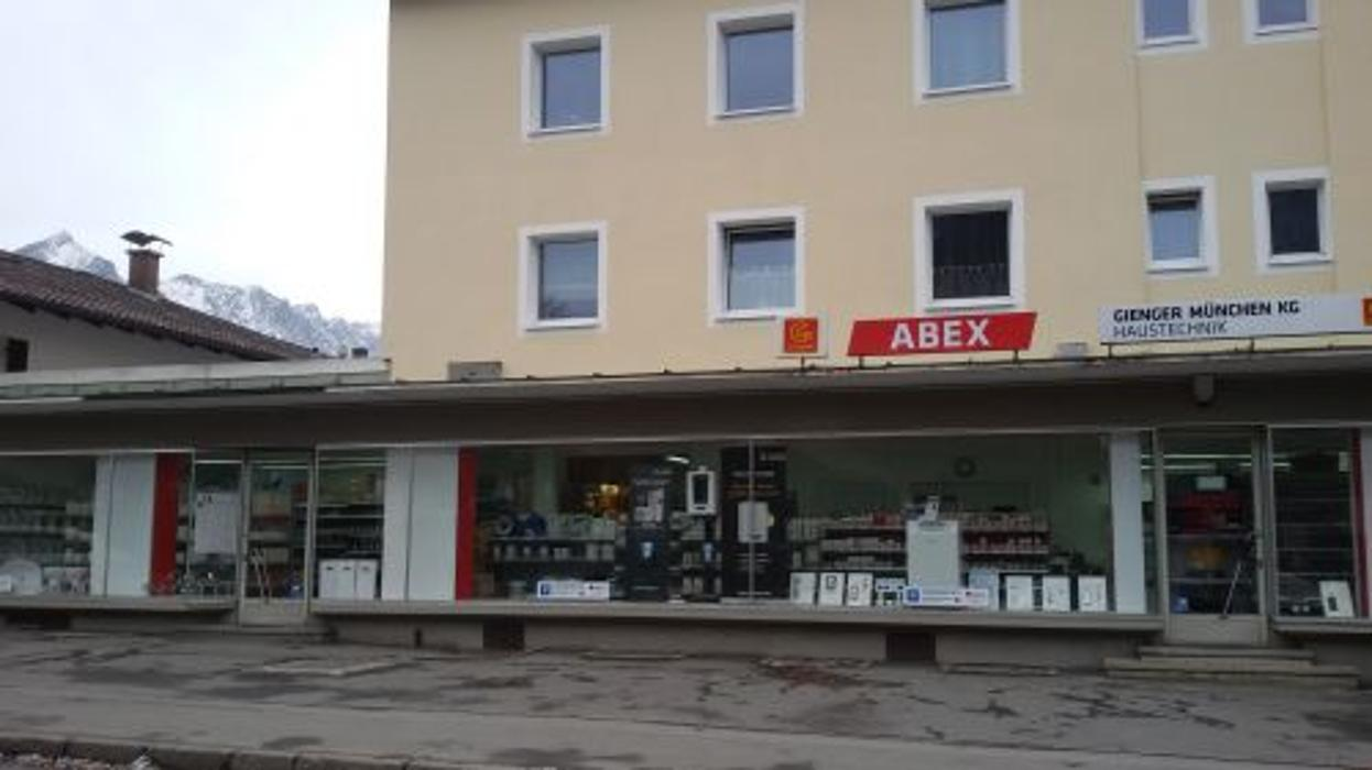 Gienger München abex gienger münchen haustechnik garmisch partenkirchen