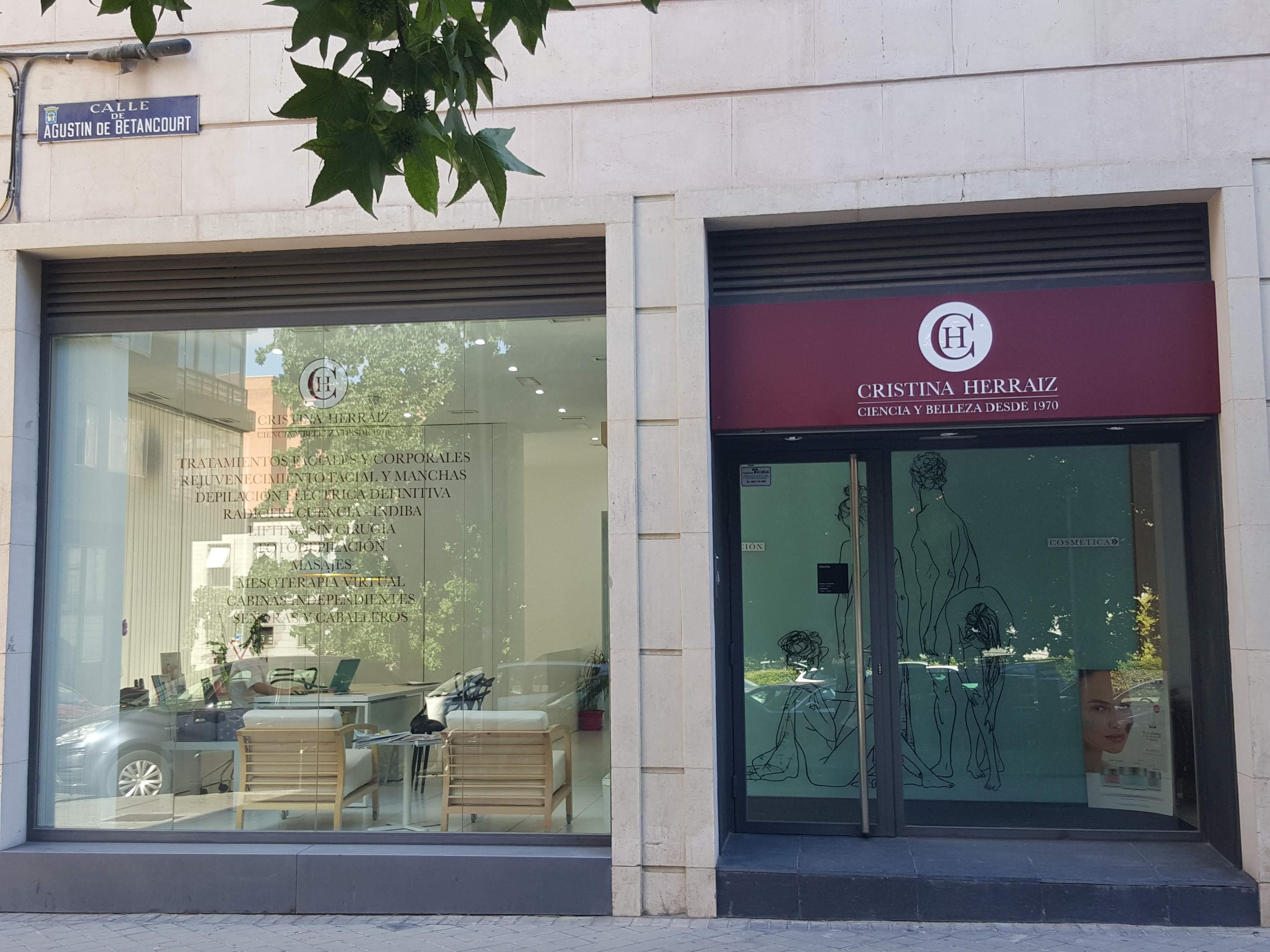 Centro de belleza y estética Cristina Herraiz