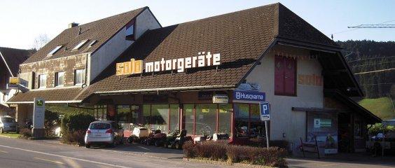 Lüscher Motorgeräte AG