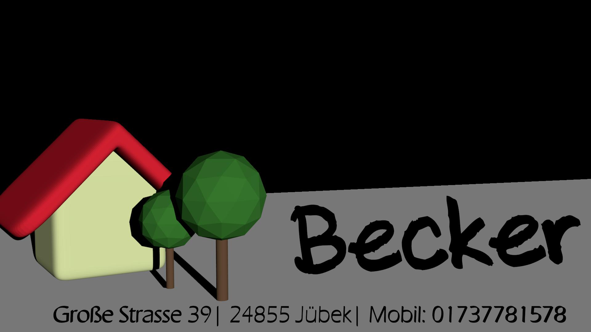 Haus und Gartenservice Becker in 24855, Jübek