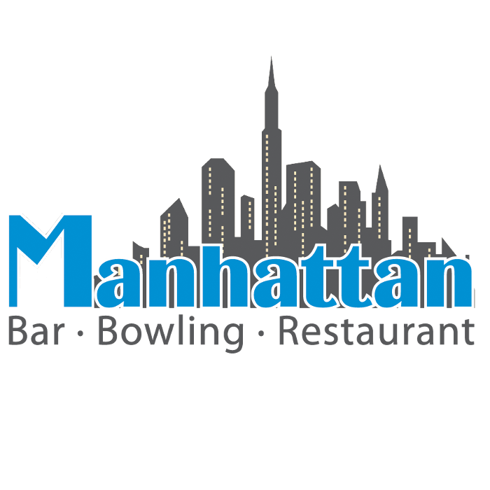 Logo von Manhattan Bowling Sports Bar