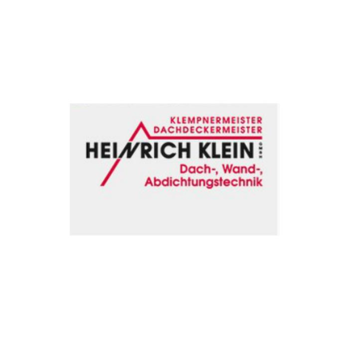 Bild zu Dachdecker- u. Klempnermeister Heinrich Klein GmbH in Köln
