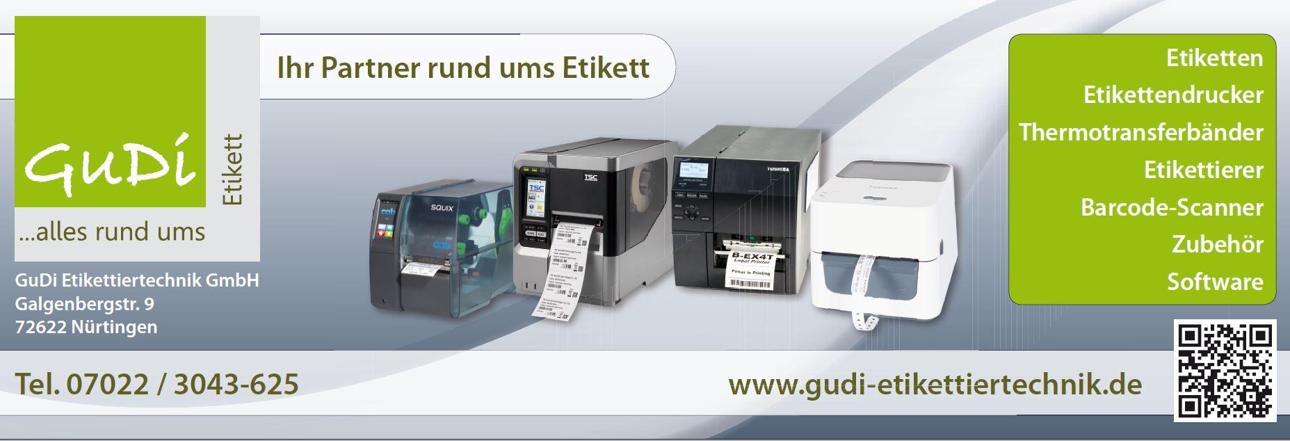 GuDi Etikettiertechnik GmbH