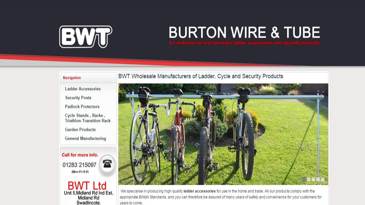 Burton Wire and Tube Ltd