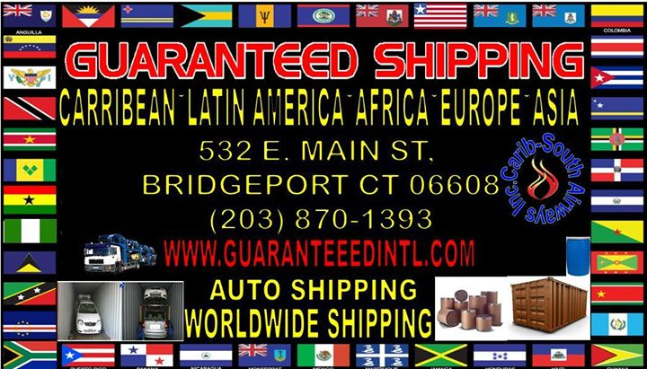 Guaranteed International Shipping LLC.