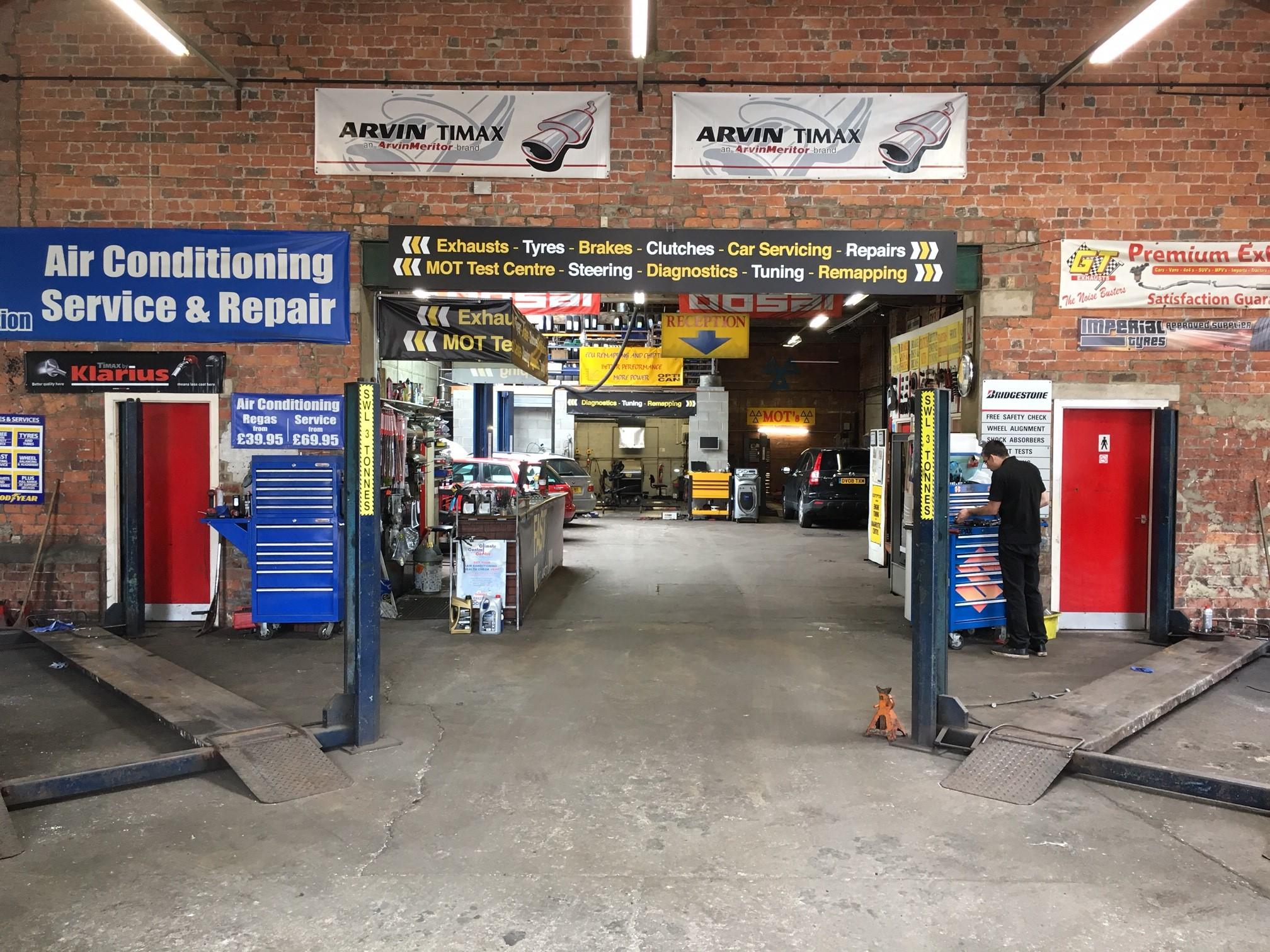 Automobile garage in leeds infobel united kingdom for Garage fast auto sarcelles