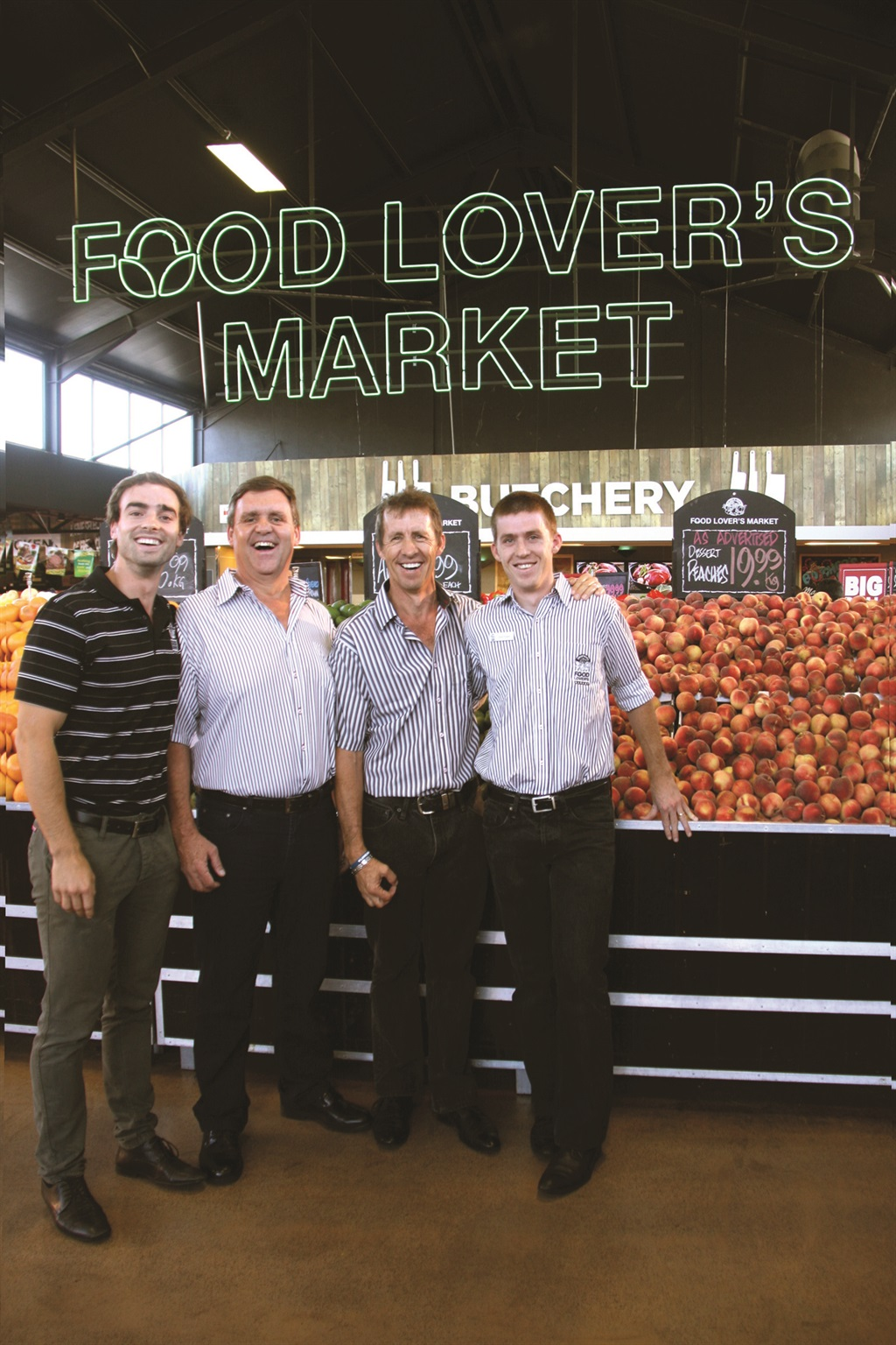 Food Lovers Market Head Office South Africa