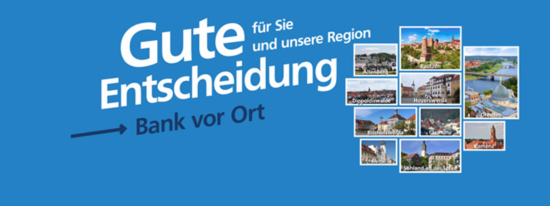 Bild der Volksbank Dresden-Bautzen eG - Hauptstelle Dresden