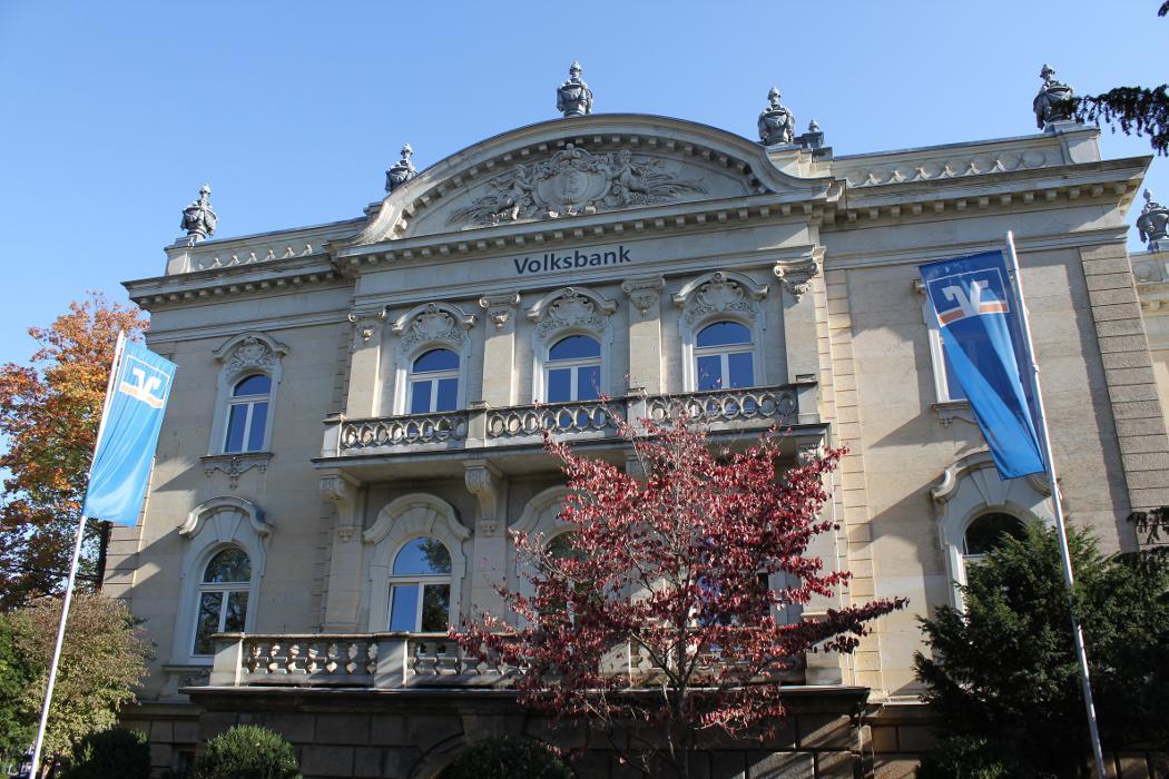 Hauptstelle Villa Eschebach am Albertplatz
