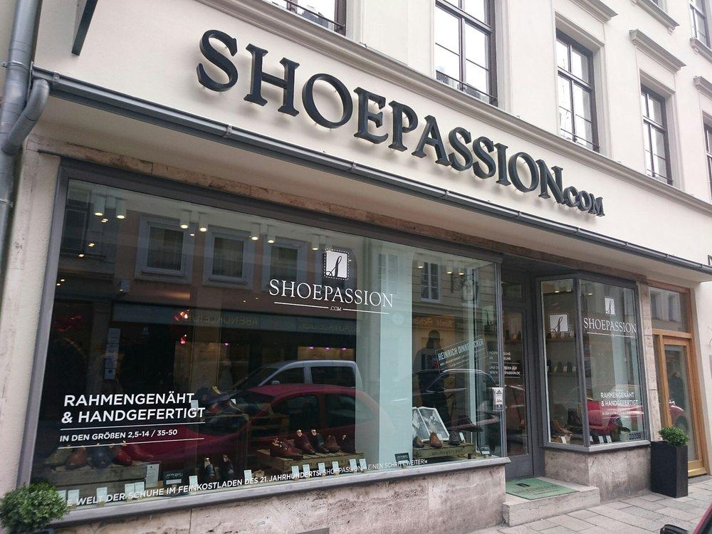 Shoepassion Store München (Premium Schuhfachgeschäft)
