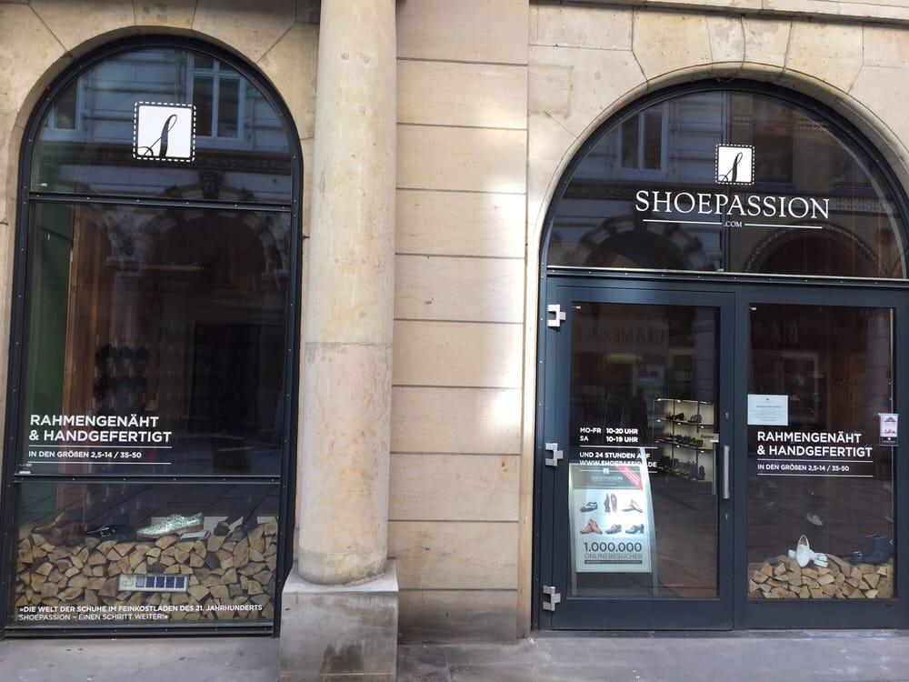 Shoepassion Store Hamburg