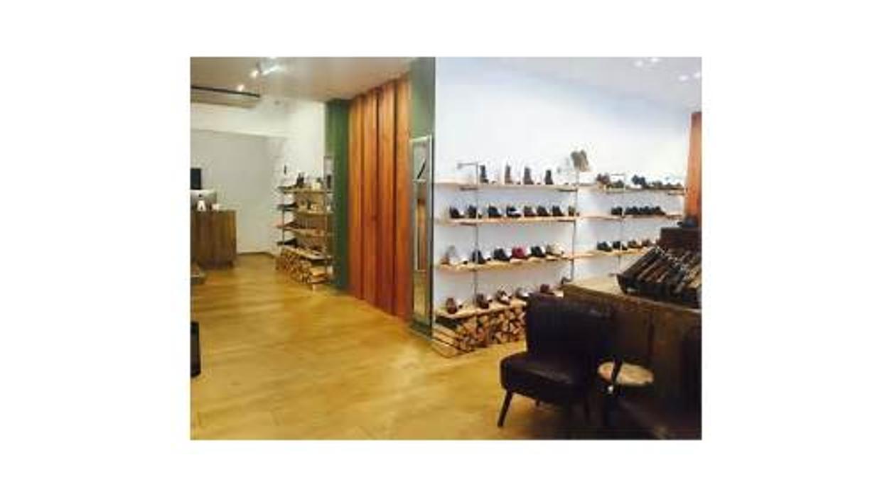 Shoepassion Store Frankfurt (Premium Schuhfachgeschäft), Friedensstraße in Frankfurt am Main