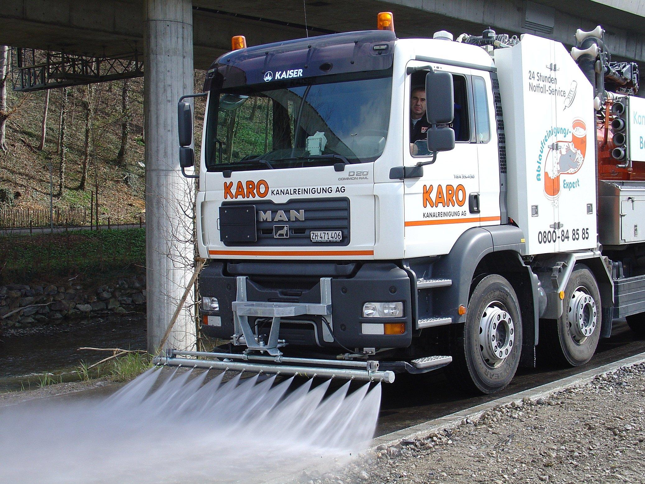 KARO Kanalreinigung AG