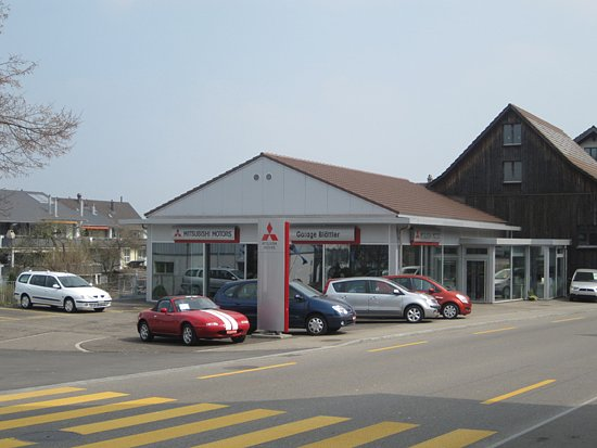 Garage & Carrosserie Blättler AG