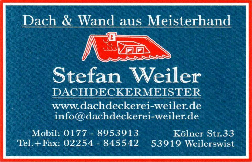 Dachdeckerei Stefan Weiler