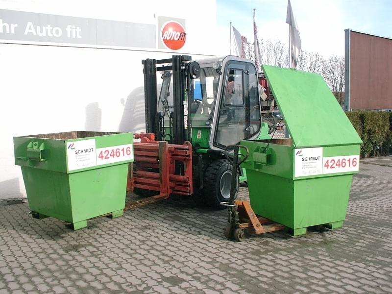 Schmidt Containerdienst GmbH