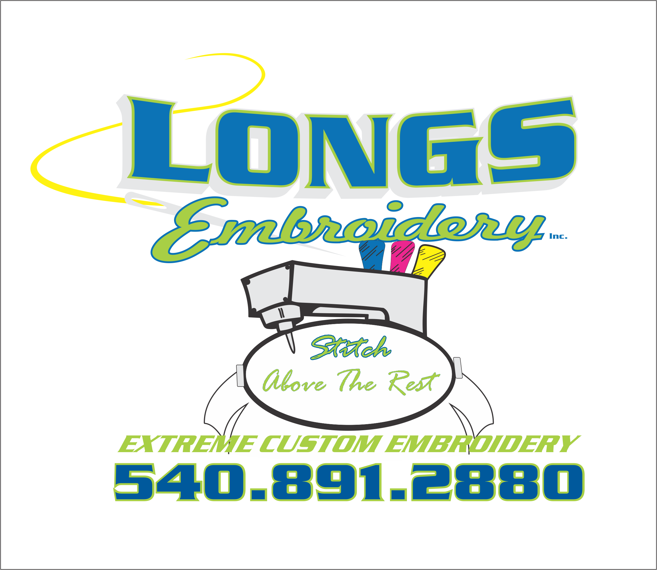 Longs Embroidery, Inc.