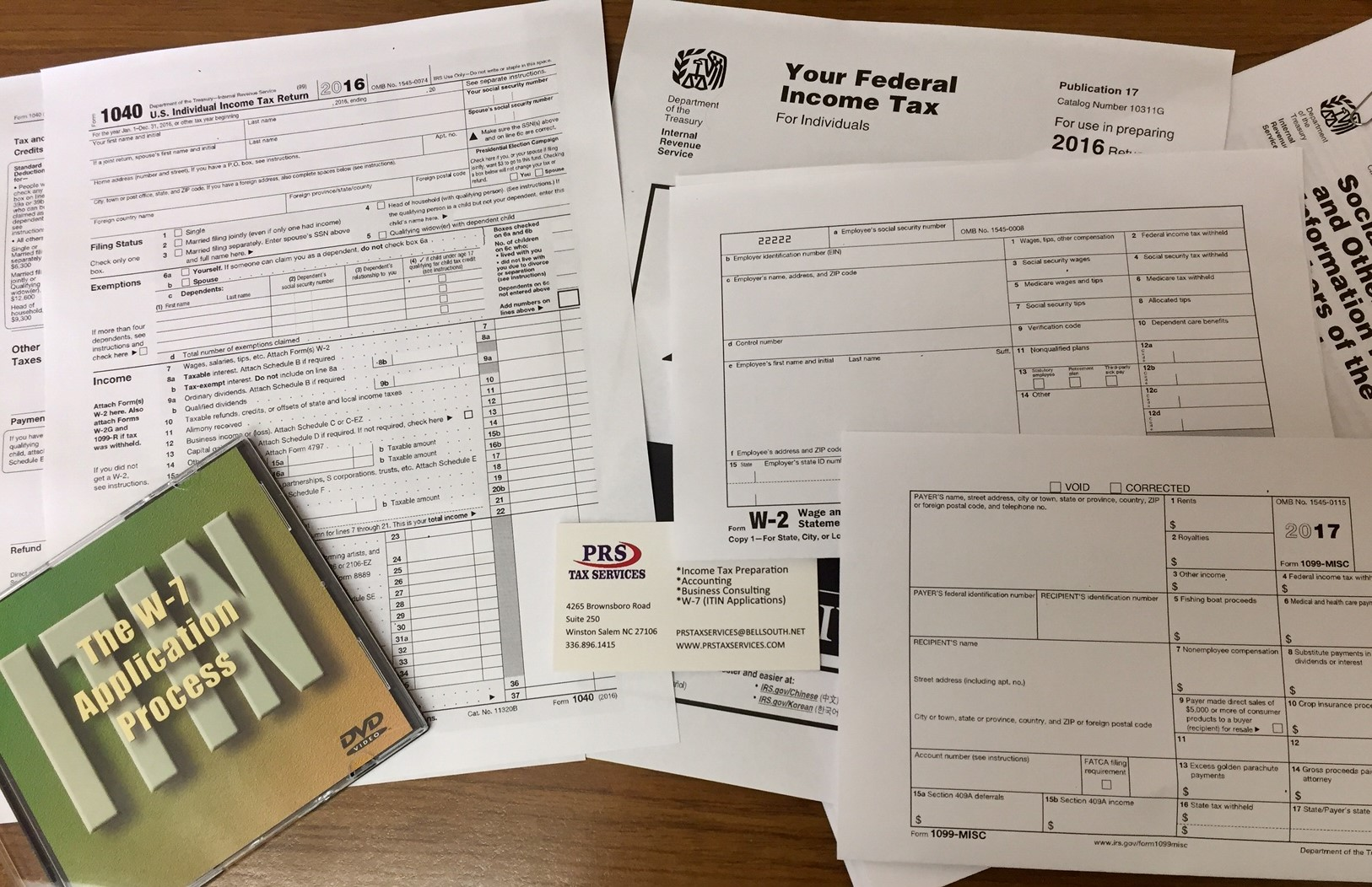 PRS Tax Services